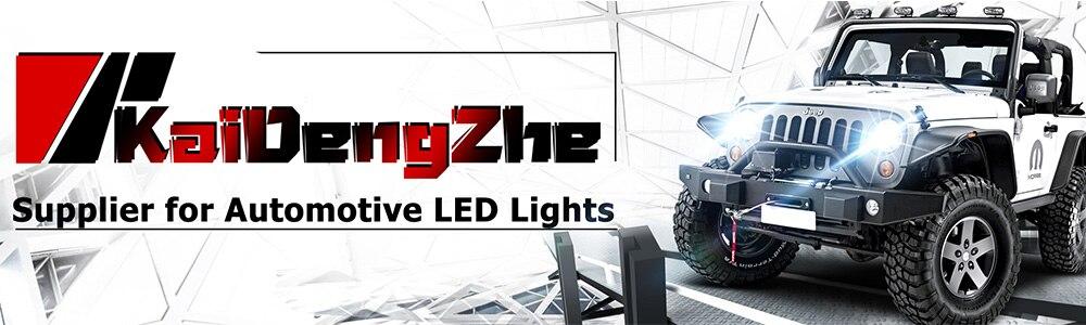 12V White & Blue Led Integrado luzes