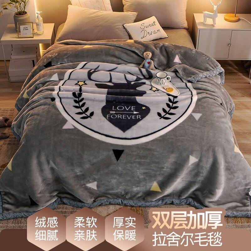 Novo design raschel cobertores para o miúdo dos desenhos animados cobertor lance cobertor de cama alta qualidade grosso quente no sofá cama cf - 2
