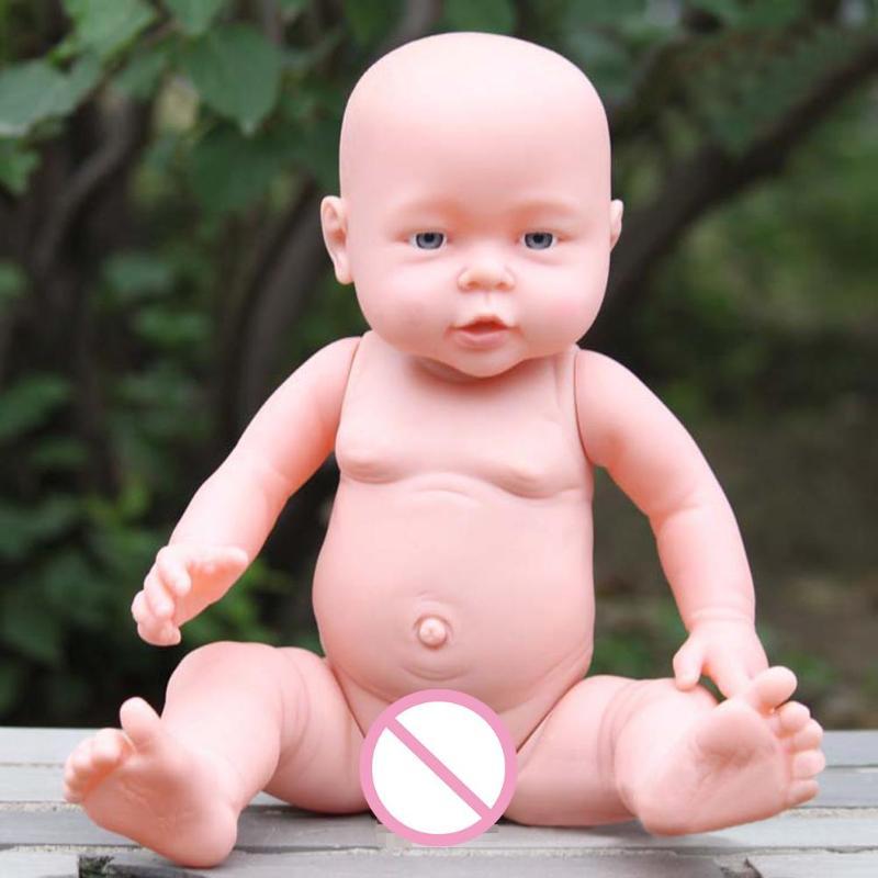 41 cm bebê simulação boneca criança nascido bebê emulado boneca recém-nascido brinquedo menino menina presente de aniversário do bebê crescimento parceiros jardim de infância