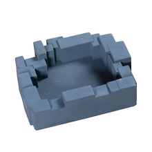 Handmade Cement Molds DIY 3D Silicone Concrete Ashtray Mould