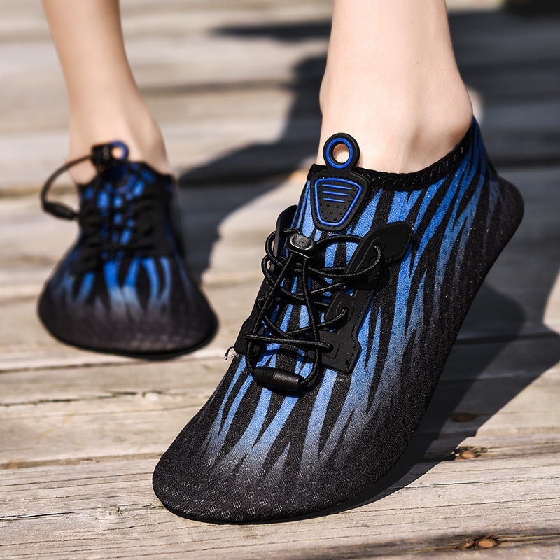 High-quality fishing shoes men's beach wading shoes non-slip hiking shoes surf quick-drying swimming shoes