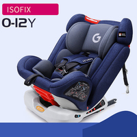 Child Safety Car Seat for 0 12 Years Old Baby Baby Newborn Safety Car Seat Can Lie Isofix