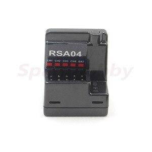 Image 3 - RSA04 ARX 482R FH3/ FH4T режим 4 канала совместимый receiverververtical Тип внутренней антенны специально для Sanwa MT4 MT 44 MT S M12S