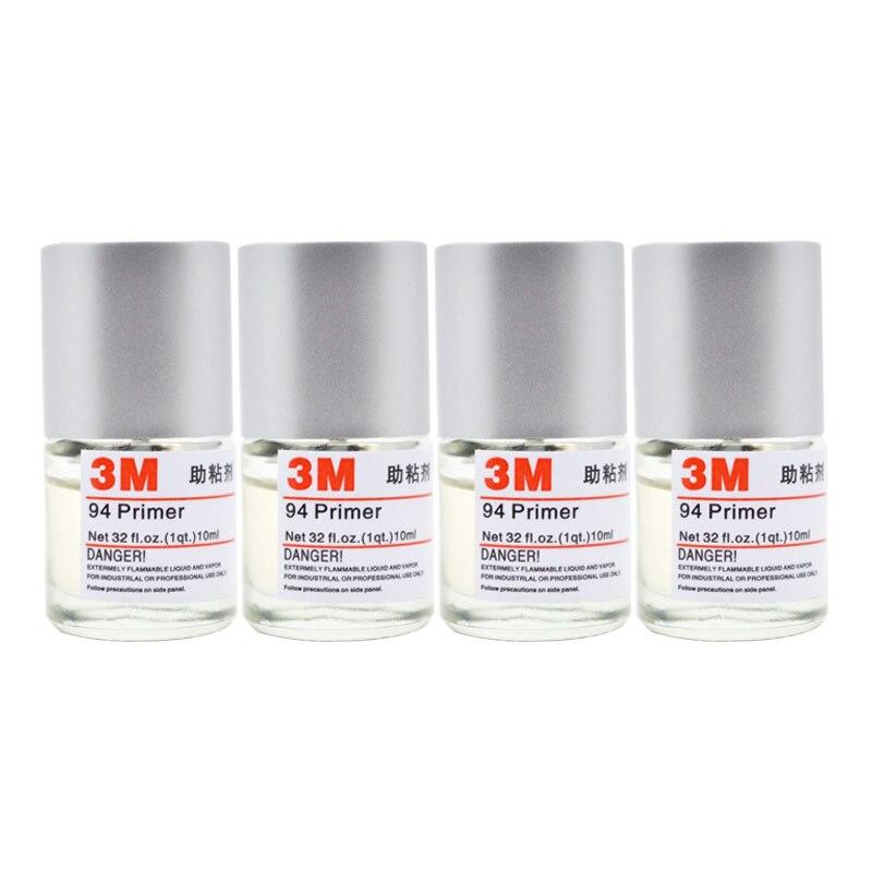 מערכות ניווט רכב-סטיילינג 3M 94 אמרגן הידבקות פריימר דו צדדי דבק דבק מי קישוט שינוי אביזר (1)