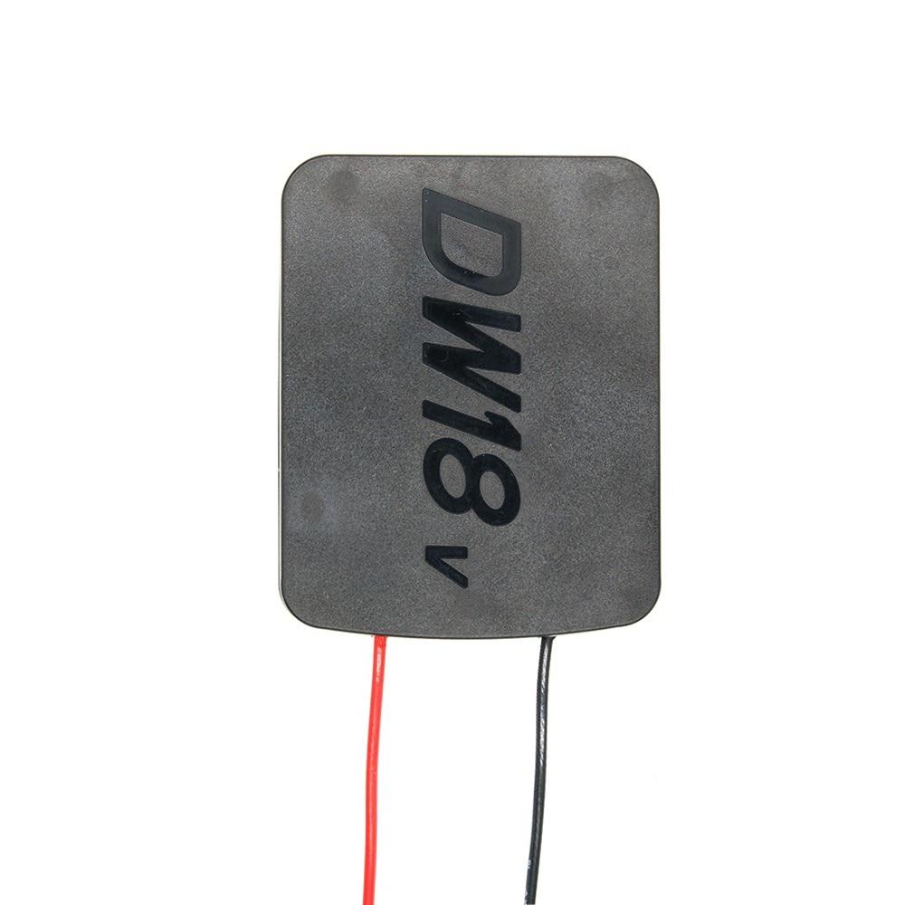 Адаптер батареи для DeWALT 20v Max 18v dock power коннектор 12 gauge robotics адаптер для DCB184, DCB204 и DCB205, DCB200,|Кабели, адаптеры и разъемы|   | АлиЭкспресс