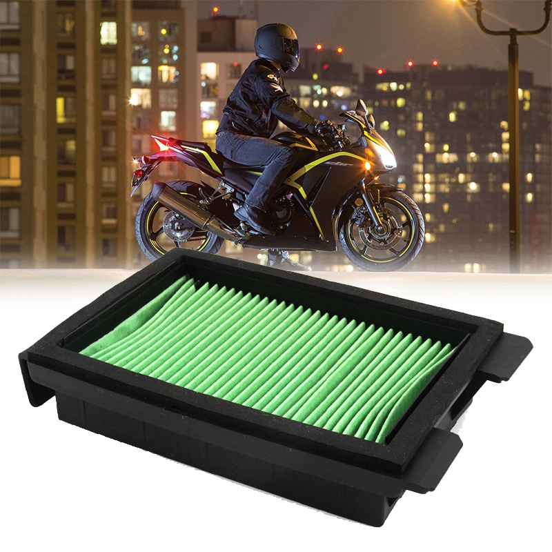 Air Filters KN AIR FILTER REPLACEMENT FOR HONDA CBR250R; 2011-2012 ...