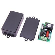 Professional Universal Wireless Remote Control Switch System Receiver Module AK RK01S 220 A Wireless Switch Control Organized