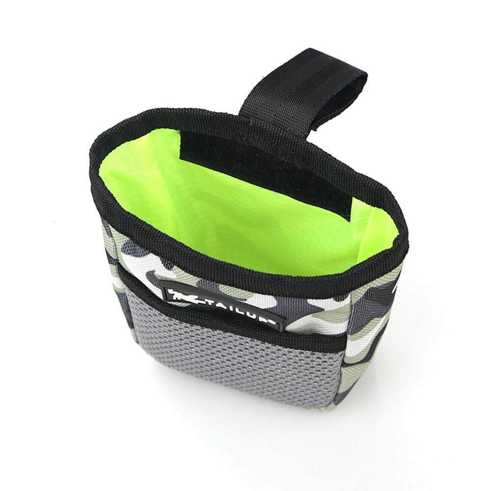 Outdoor Portable Training Dog Snack Bag Pet Supplies Strong Wear Resistance Large Capacity Puppy Products Waist Bag Durable-2