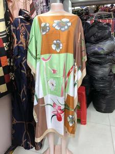 Image 5 - 着丈: 100 センチメートルバスト: 140 センチメートルアフリカ dashiki 新ファッションデザインショートドレス特大プラス有名なブランドのための女性/女性