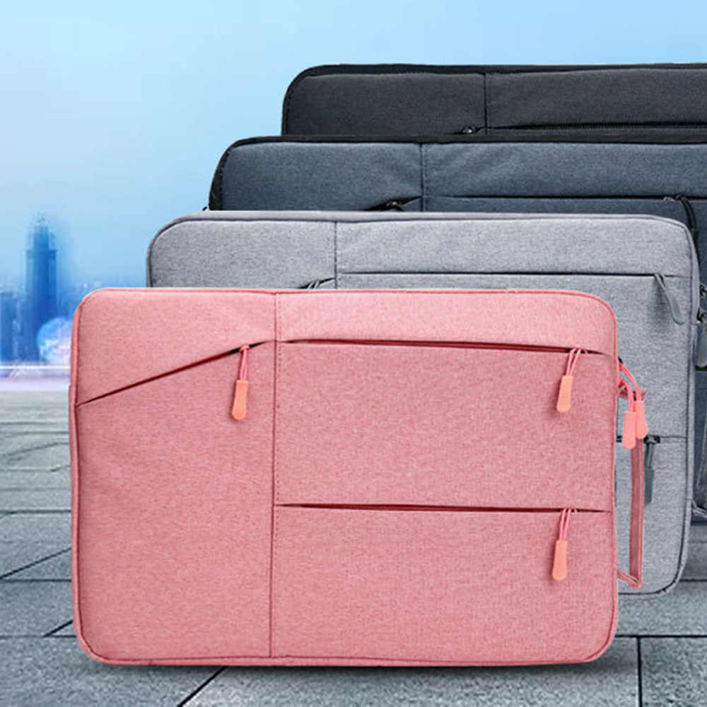 Bolsa para portátil 13 para Macbook Air Pro Retina 16 13,3 14 15 15,6 pulgadas funda para portátil funda de tableta PC funda para Xiaomi Air HP Dell