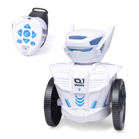 Intelligent Remote Control Music Robot For Kids Toy BG1526 Gravity Sensing Robot USB Sensin Figure 2.4G RC Robot Toy For Kids