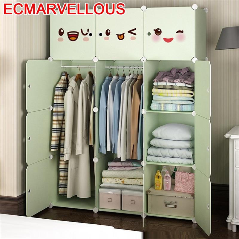 For Szafa Dressing Penderie Dresser Ropero Rangement Chambre font b Closet b font Bedroom Furniture Cabinet
