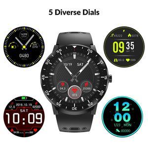 Image 3 - HopoFit Z05 חכם שעון גברים מלא מגע גשש כושר קצב לב צג צמיד עמיד למים IP67 גברים נשים אנדרואיד iOS