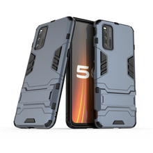 For Vivo Z6 5G Case Coque Bumper Shockproof Rubber Silicone PC Armor Phone Capas Case For Vivo Z6 5G Cover Vivo Z6 S6 5G Fundas for vivo z6 5g case tpu business robot fashion shockproof soft bumper protective case for vivo z6 5g cover for vivo z6 5g fundas
