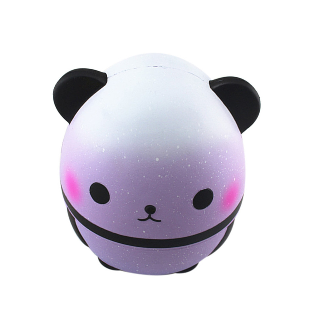 Jumbo Cute Panda  Scented  Slow Rising Kids Toys Doll Gift Fun Stress Relief Toy Super Panda Slow Rebound L1223