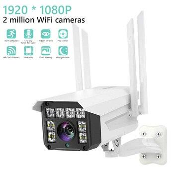 WiFi Camera  Security Camera Monitor Surveillance 1080P Camera Wireless Baby IP-CameraTwo Way Audio IR-Cut Night Vision CCTV цена 2017
