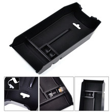 Accessories Storage Box Car Organizer Non-slip Mat For Mercedes W212 Interior Inner(China)