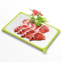 Home Defrosting Tray Kitchen Aluminum Thawing Plate 9 Times Speed Defrosting Food Fast Defrosting Tray