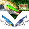 2021 New Fishing Lure 3D Eyes Long Distance Casting Bait Hard Bass Fishing Swimbait Pesca Saltwater Lures With Hook 6