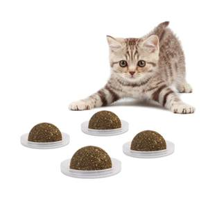 vip link  for 558 pcs Cat Natural Catnip Treat Ball -224 orders