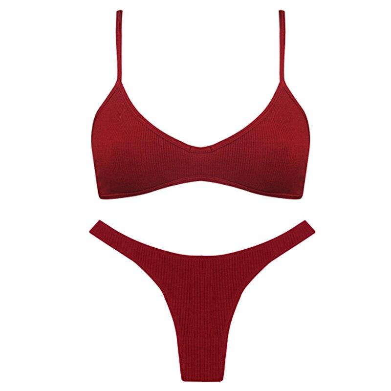 2020 New Sexy Lingerie Set Ladies Cotton Thin Bralett  Push Up Bra Sets Beauty Back Women Bra Panties Set Comfort Underwear