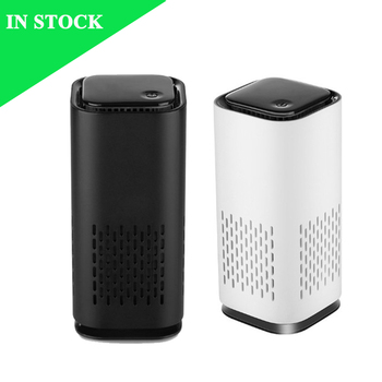 Car Air Purifier Humidifier Negative Ion and Disinfection USB Small Household Air Purifier to Remove Formaldehyde Air Freshener цена 2017