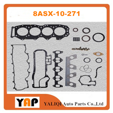 <font><b>WL</b></font> WLT Overhaul Gasket Kits <font><b>Engine</b></font> FOR FITMAZDA B2500 WLE7 Ford Endeavour Ranger 2.5D 2.5TD 2.5L 12V L4 8ASX-10-271 2001-2014 image