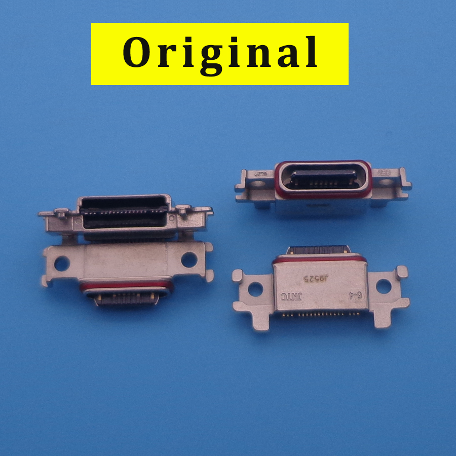 1pcs Micro Charger Port USB Charging Socket Flex Connector For Samsung Galaxy 2017 A3 A5 A7 A320 A320F A520 A520F A720 NEW