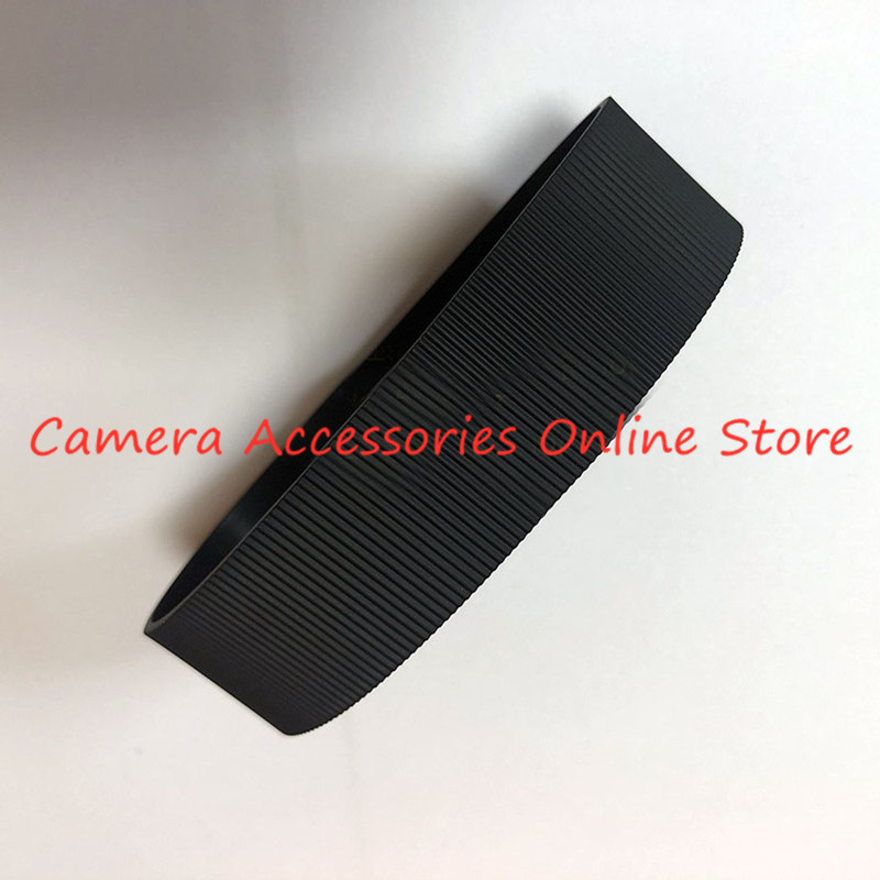 Original Zoom grip rubber ring repair parts For Silver <font><b>Sony</b></font> E <font><b>18</b></font>-<font><b>200mm</b></font> F3.5-6.3 OSS SEL18200 <font><b>lens</b></font> image