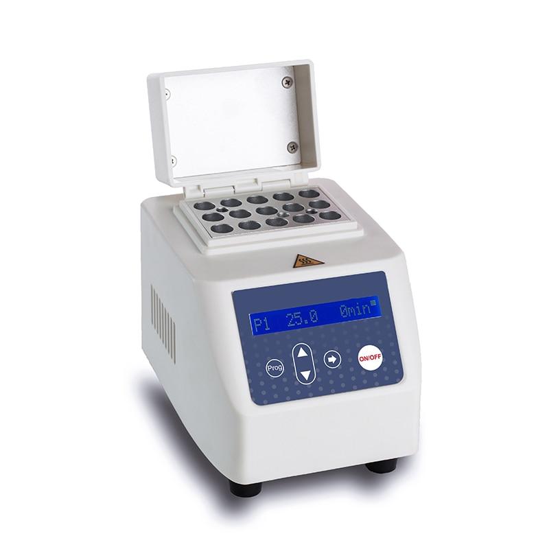 Mini Dry Bath Incubator Heating Or Cooling LCD Display