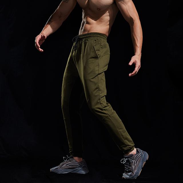 NANSHA Marke Neue Männer Patchwork Hosen Hip Hop Sportswear Fitness Jogger Hosen Mens Street Track Hosen Turnhallen Jogginghose