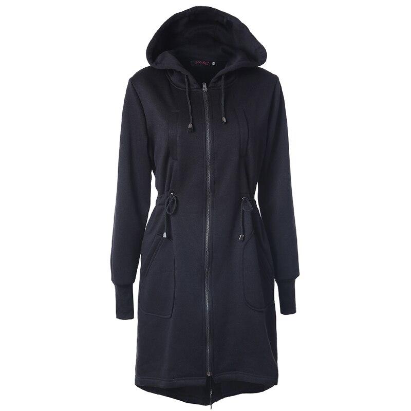 Шерстяное пальто с капюшоном, женское тонкое модное шерстяное пальто, классическое длинное темно-синее тонкое зимнее пальто, женское элега...