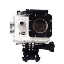 Mini cámara subacuática de acción deportiva al aire libre Cámara impermeable Color resistente al agua Video vigilancia para cámaras de agua