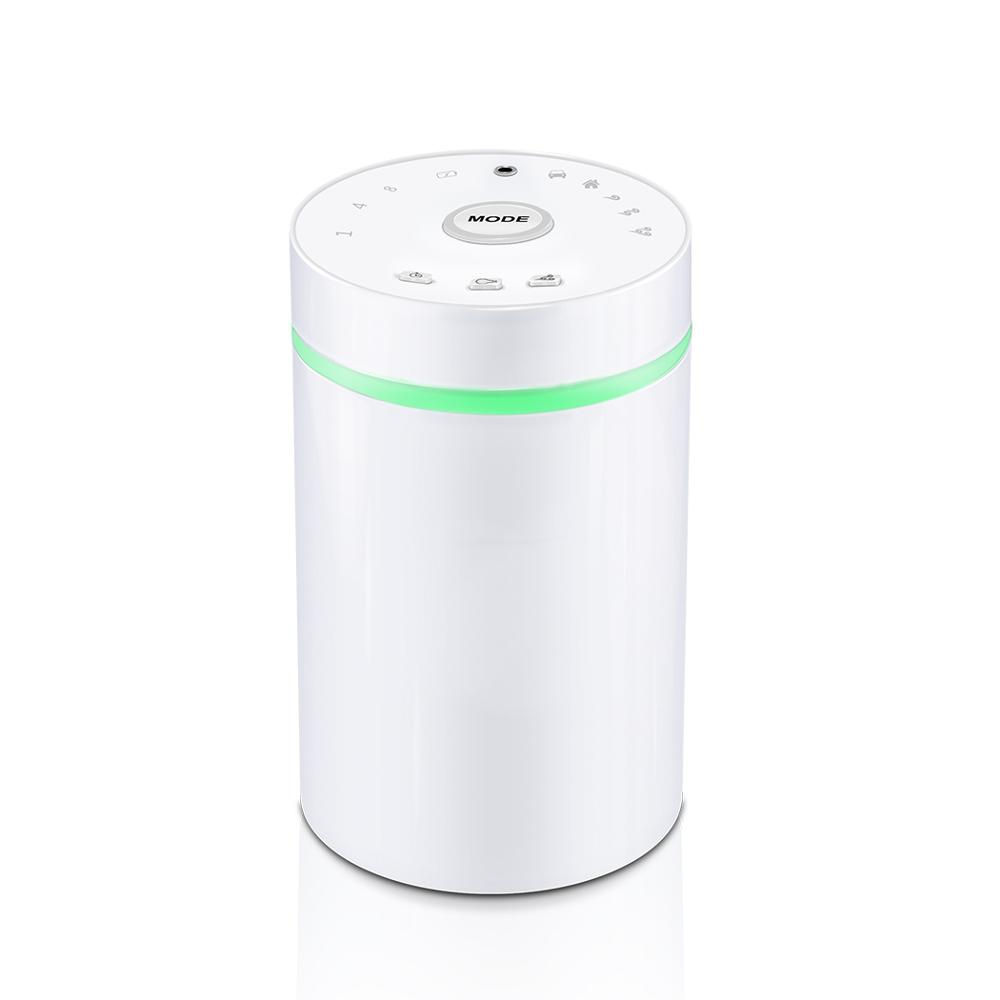 Aroma Diffuser Car Waterless Battery  Mini Auto USB Essential Oil Aromatherapy Nebulizer Diffuser For Home Office Travel 601