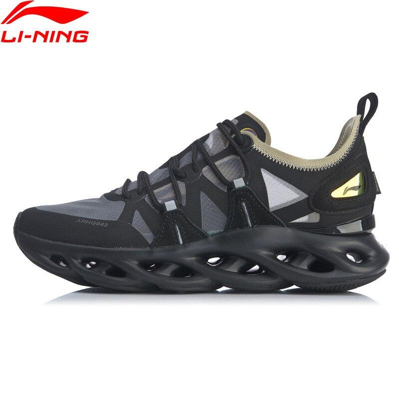 Li-Ning Men LN ARC Cushion Running Shoes Breathable LiNing Wearable li ning Fitness Sport Shoes Sneakers ARHQ043 XYP1007