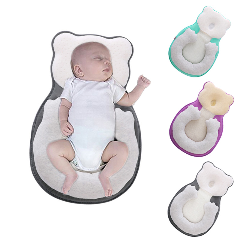 Portable Baby Bed Newborn Baby Crib Folding Travel Bed Anti Flat Head Multi-Function Cradle Cots Baby Nest Drop Shipping