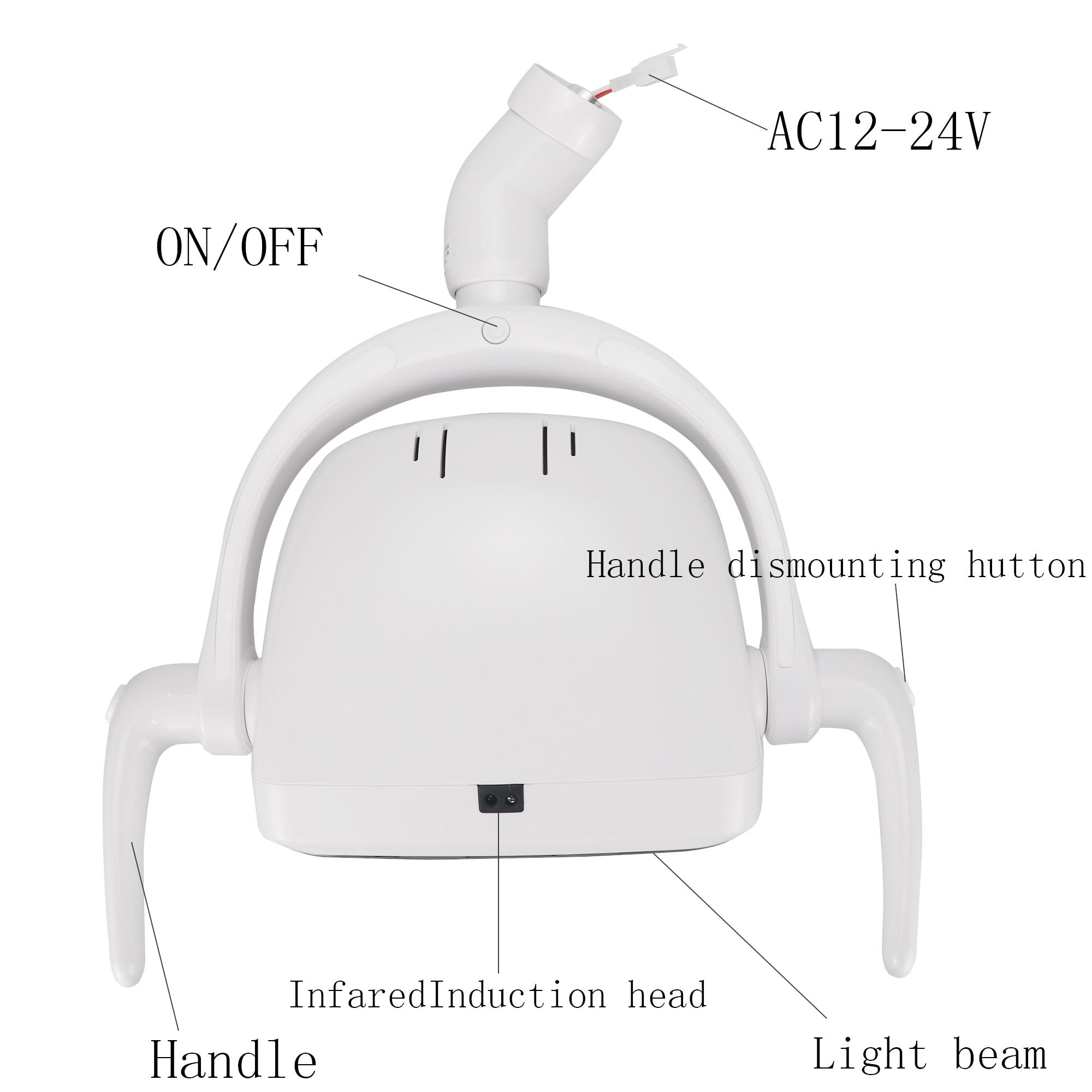 6500 k 22000lm dental led luz oral 04