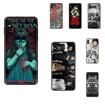 Soft Screen Protector Metalcore Band Bmth Logo For Samsung Galaxy Note 4 8 9 10 20 Plus Pro Ultra J6 J7 J8 M30s M80s 2017 2018 image