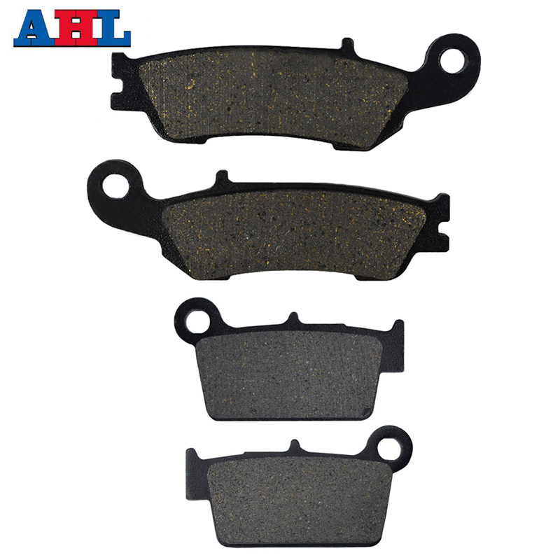 Motorcycle Front Rear Brake Pads for <font><b>Yamaha</b></font> WR450F 2016 2017 2018 YZ125 YZ250 <font><b>2008</b></font> - 2018 YZ250F YZ250X YZ250FX YZ450F YZ450FX image