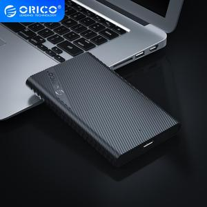 ORICO 2.5 Inch Hard Disk Case SSD Adapter SATA to USB 3.0 HD External 4 tb Enclosure Box Tool-free with UASP Function