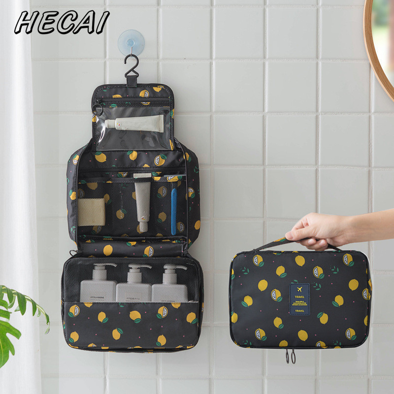 High Quality Cosmetic Bag Hanging Cosmetic Bag Waterproof Large Travel Beauty Cosmetic Bag Personal Hygiene Bag Storage Bag