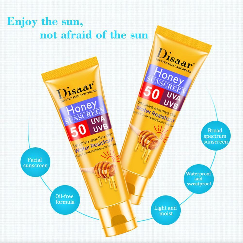 Whitening Collagen Snail Sunscreen Vitamin Body Cream Control Block Isolation Protector Oil Lotion Sun Solar Gel A9D5