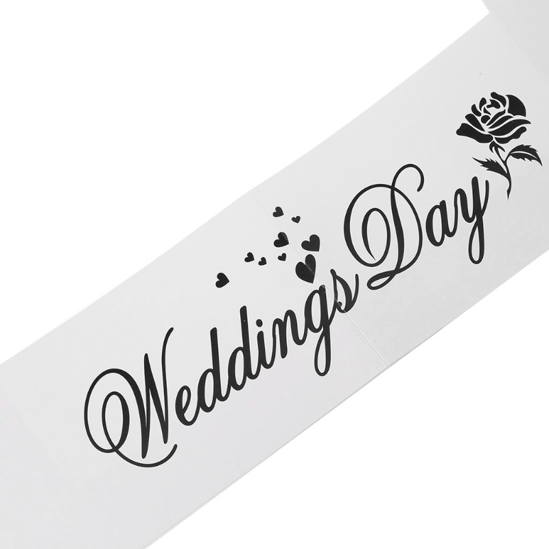 Wedding Favors DIY Anniversary Photo Frame Props Photo Booth Party Decoration X4YD - 4
