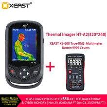 Ручной цифровой экран TFT тепловая инфракрасная Imager камера 320*240 HT-A2 обновления для охоты на открытом воздухе