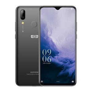 Image 3 - Elephone A6 Max 4G Smartphone Android 9.0 4GB RAM 64GB ROM MT6762V Quad Core 20MP Fingerprint 5V/2A 3400mAh OTG NFC Mobile Phone