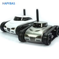 Mini i Spy 4CH RC Tank Controlled by IPhone/iPad/Android/IOS Wifi Camera Remote Control Toys 777 270 Best Gift HOT SALE 2015