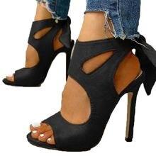 Туфли лодочки женские на высоком каблуке босоножки шпильке пикантная
