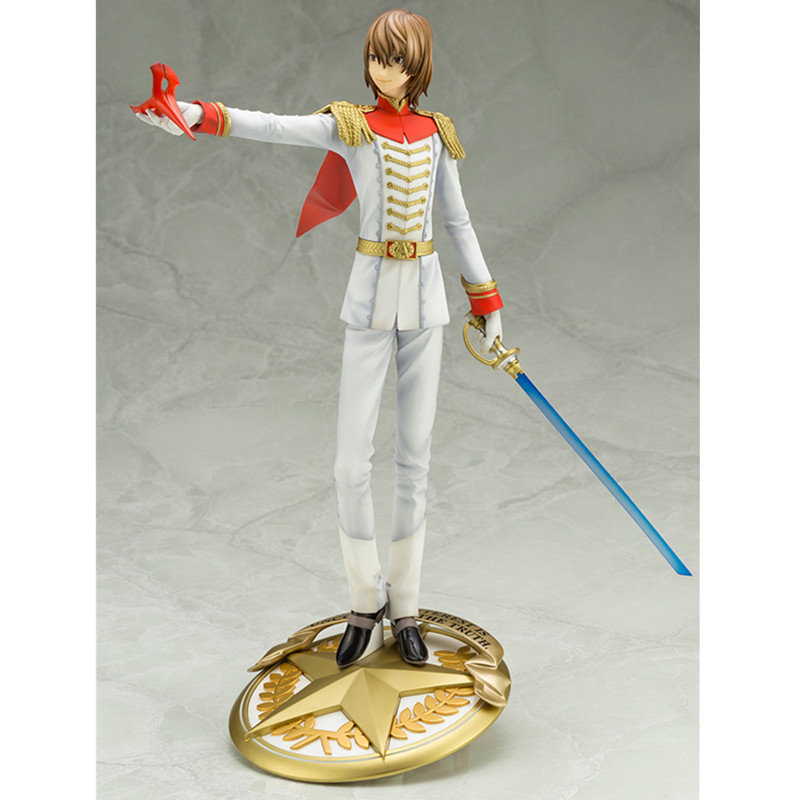 Game PERSONA Danger GoroAkechi PVC Action Figure Collectible Model Toys A252