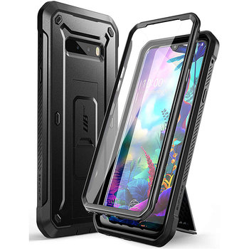 Перейти на Алиэкспресс и купить For LG G8X thinQ Case (2019 Release) SUPCASE UB Pro Full-Body Rugged Holster Clip Protective Case with Built-in Screen Protector