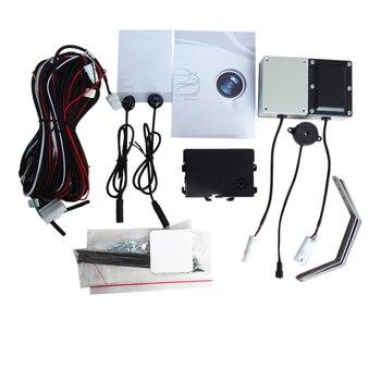 Car Blind Spot Rilevamento Miniwave Sensore di Sistema Bsd di Movimento Della Luce di Avvertimento-in Sensori e interruttori da Automobili e motocicli su Shop5239062 Store